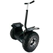 风彩 越野款智能体感平衡思维车 陀螺仪代步平衡车 双轮电动迷你车 36v铅酸电池款 黑色