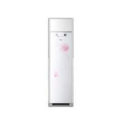 海尔 KFR-72LW/06ZBC13 3匹立柜式冷暖空调(白色)