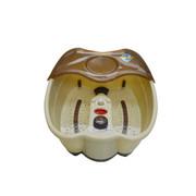 诺嘉 足浴盆 足疗脚部按摩足疗机加热冲浪足浴盆电动泡脚盆足浴器MM-116