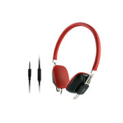 亚力盛 M300i头戴式耳机 线控带麦通话电脑MP3手机立体声重低音彩色可爱耳机 黑色