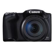 佳能 PowerShot SX400 IS 30倍大变焦数码相机 黑