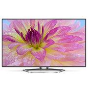 TCL L50E5700A-UD 50英寸3D网络智能4K云电视(黑色)