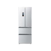 美的 BCD-303WTM(E) 303升多门冰箱(太空银)