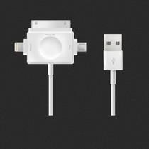 英才星 点烟器充万能手机汽车用车载智能手机充电器 双USB 3.1A 土豪金(带充电三线头)产品图片主图
