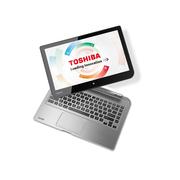 东芝 W30DT-AT01S 13英寸可插拔触控笔记本(双核A4-1200/4G/500G/WIN8/月光银)
