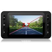 捷渡 行车记录仪 500万像素 高清循环录像 迷你夜视移动侦测 D1080 标准配置+8G卡