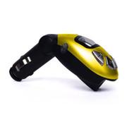 车之魂 4G 车载MP3(4G升级版 内置FM发射 支持MP3、WMA格式 蓝色 自配卡