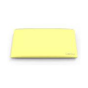 乐泡 POKI 聚合物移动电源 10000毫安 柠檬黄
