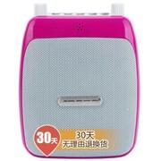 阿波罗 T7 数码小蜜蜂教学导游腰挂双麦克扩音器(魅力紫)