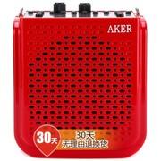 爱课(AKER) AK77W 广场舞健身教学小蜜蜂 多功能无线数字扩音器(无线)(红色)