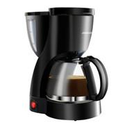 建括 JKA-X02-1 美式咖啡机 半自动咖啡壶 泡茶机 黑色