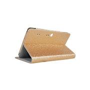 品怡 适用于酷比魔方iwork8保护套 闪钻风系列皮套 金色
