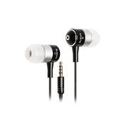 豹勒 X5 入耳式手机 酷炫黑-无麦版