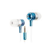 豹勒 X5 入耳式手机 激情蓝-无麦版