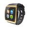 喜越 M7新款智能手环手表 穿戴式蓝牙手表手机 适用于三星/苹果手机 黑色产品图片1