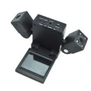 车必用 变形金刚高清行车记录仪 双镜头 车载记录仪