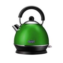 拓璞 DK227SR电热水壶全不锈钢电水壶正品电烧水壶1.7L 橄榄绿产品图片主图
