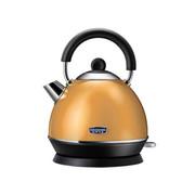 拓璞 DK227SR电热水壶全不锈钢电水壶正品电烧水壶1.7L 琥珀金