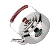 顺达 304不锈钢特厚A型鸣笛琴音烧水壶 煤气炉电磁炉通用 特厚3LA型