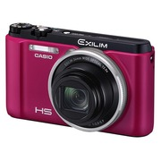 卡西欧 ZR1500 数码相机 玫红色(1610万像素 3.0英寸液晶屏 12.5倍光学变焦 24mm广角)