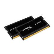 金士顿 骇客神条 Impact系列 DDR3 2133 16GB(8Gx2条)笔记本内存