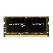 金士顿 骇客神条 Impact系列 DDR3 1600 8GB笔记本内存(HX316LS9IB/8)