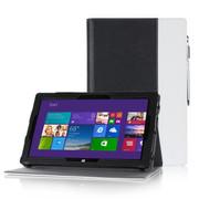 文逸(wenyi) WY 微软surface Pro2 专用 10.6寸平板保护套 10.6寸平板电脑保护壳 白色 荔枝纹