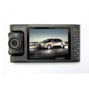 万臣 GND-S668双镜头行车记录仪 1080P高清广角夜视 标配+32G卡