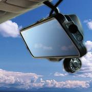车玛仕 后视镜行车记录仪 1080p高清广角夜视 停车监控 标配无卡