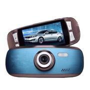 迪斯玛 行车记录仪高清1080P汽车记录仪夜视 高清夜视版 +8G