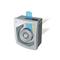 布鲁雅尔 303 空气净化器 6层复合滤网(白色)产品图片2