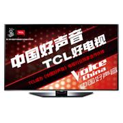 TCL D40A571U 40英寸4K安卓智能云LED液晶电视(黑)