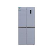 上菱 BCD-435DGEA 435升四门对开门冰箱(白色)