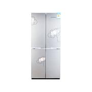 上菱 BCD-435D 435升四门对开门冰箱(七彩盛唐花)