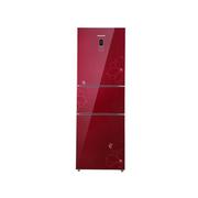 容声 BCD-211YMB/DS 211升三门冰箱(红色)