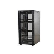 科创 KC-TE6622玻璃门1200*600*600标准19英寸机房专用22U机柜