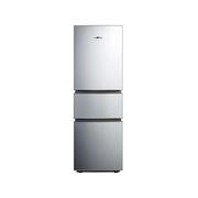 美的 BCD-215TQM 215升三门冰箱(闪白银)