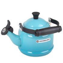 酷彩(Le Creuset) 法国   碳钢类 水壶 1.1升煮水壶 受热均衡加热快 加勒比蓝产品图片主图