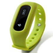 ibody 追客 智能手环 可穿戴设备 运动计步器 睡眠健康管理 樱草绿