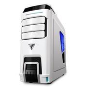 至睿 极光AR51 (双U3/热插拔/支持SSD/侧透/240MM冷排)标准版  白色