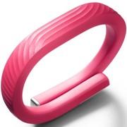 Jawbone UP24新款智能手环 蓝牙版 粉色 M