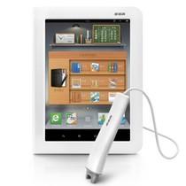 步步高 家教机 H8S  珍珠白 16G 小学初中高中同步扫描笔平板电脑ipad wifi电子词典TFBOYS同款学习机产品图片主图