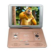 金正 移动DVD PK-6122 19英寸超大屏影碟机带电视便携EVD 3D游戏高清播放机金