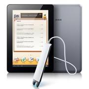 步步高 家教机 H10 枪灰色 16G 小学初中高中同步 平板电脑 wifi 电容笔点读 TFBOYS同款