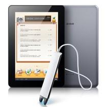 步步高 家教机 H10 枪灰色 16G 小学初中高中同步 平板电脑 wifi 电容笔点读 TFBOYS同款产品图片主图