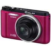 卡西欧 ZR1500 数码相机  玫红色 (1610万像素 3.0英寸液晶屏 12.5倍光学变焦 24mm广角)