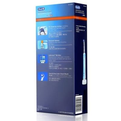 博朗 欧乐BD16 专业护理型电动牙刷经典型产品图片5