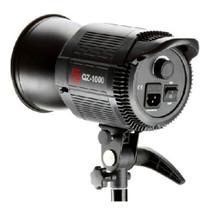 金贝 QZ-1000 石英灯 连续光源摄影灯摄像灯 常亮灯太阳灯 婚纱 艺术写真产品图片主图