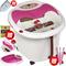 凯仕乐 智能养生足浴盆 KSR-A99S-B玫红色产品图片1