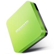 创维 i71S 爱奇艺4K超清盒子 四核 网络电视机顶盒 安卓智能高清播放器 绿色